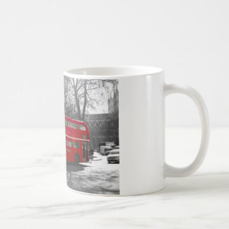 London Red Routemaster Bus Coffee Mugs