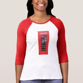London Red Telephone Box T Shirts