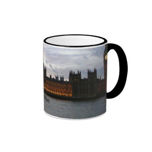 London Ringer Coffee Mug