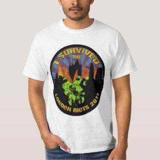 London Riots 2011 (distressed) T-Shirt