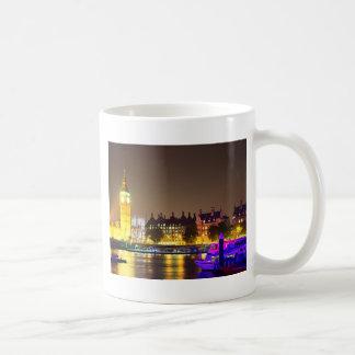 London River Boats - Photography Coffee Mug