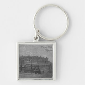 London Road Station, Manchester, c.1910 Key Chains