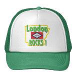 London Rocks ! (green) Trucker Hat