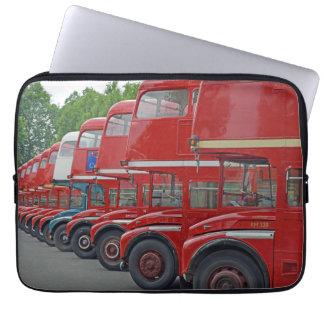 London routemasters laptop sleeve. laptop sleeves