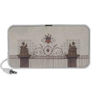 London scene, 1815 portable speaker