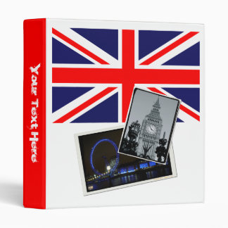 London Scrapbook Binder