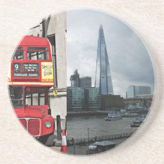 London Sightseeing Drink Coaster