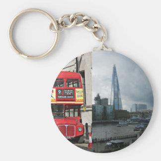 London Sightseeing Keychain