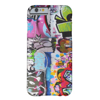 London Skate Park Abstract Barely There iPhone 6 Case