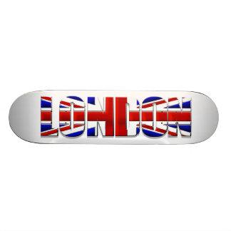 London Skateboard for skateboarding fans worldwide
