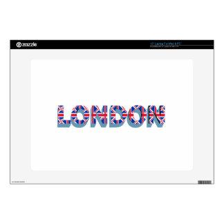 London Skin For Laptop
