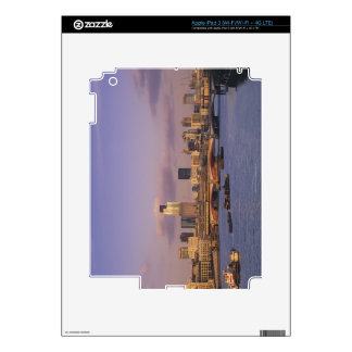 London Skyline 2 Decal For iPad 3