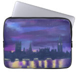 London Skyline at Night Computer Sleeves