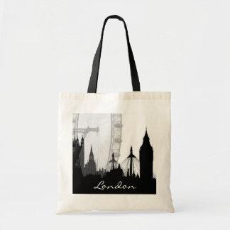 London skyline bag