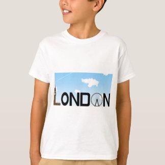 London Skyline Daytime T-Shirt