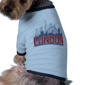 London Skyline Doggie Tee