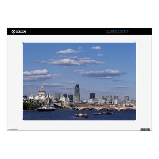 London Skyline Laptop Skin