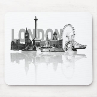 London Skyline Mouse Mats