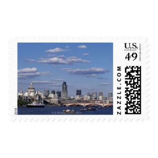 London Skyline Stamps