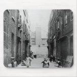 London Slums, 1899 Mouse Pad