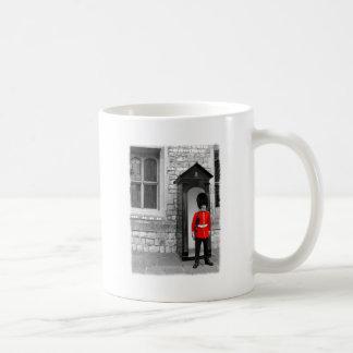 London Soldier Parade Coffee Mug