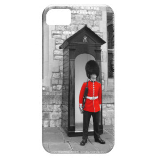 London Soldier Parade iphone5 case iPhone 5 Cases