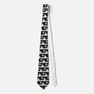 London Southbank Abstract Neck Tie