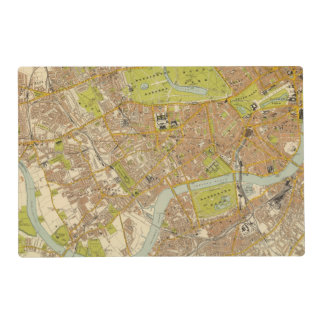 London Southwest Placemat
