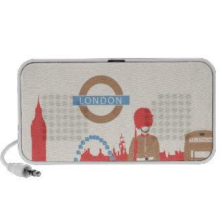 London Travelling Speaker