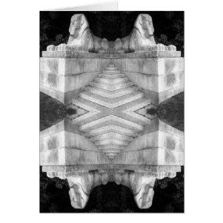 London Sphinx Card