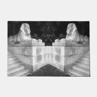 London Sphinx Doormat