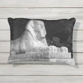 London Sphinx Outdoor Pillow