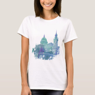 London St Paul's Cathedral T-Shirt