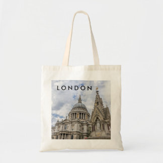 London St.Paul's Cathedral tote bag