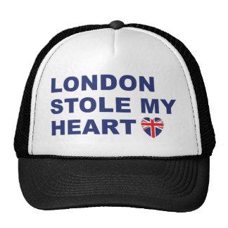 London Stole My Heart Trucker Hat