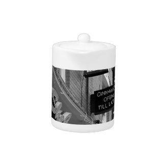 London Stores Teapot