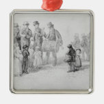 London Street Band, 1839 Christmas Tree Ornaments