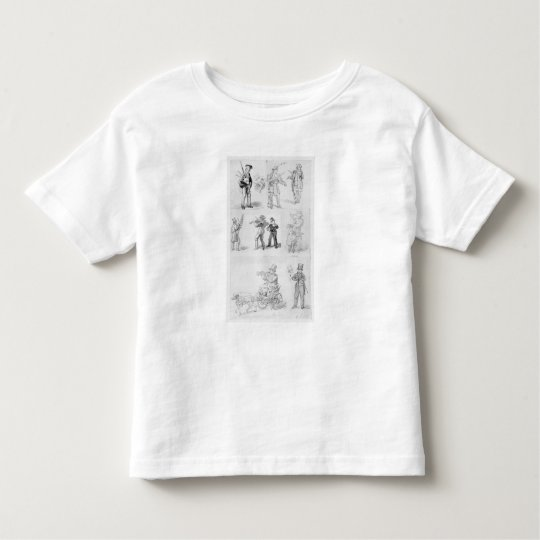 London Street Musicians Toddler T-shirt