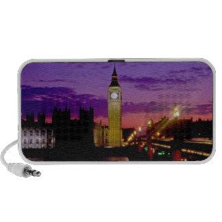 London Sunset iPhone Speakers