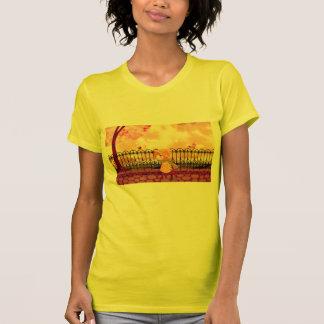 London Sunset Woman Tshirt