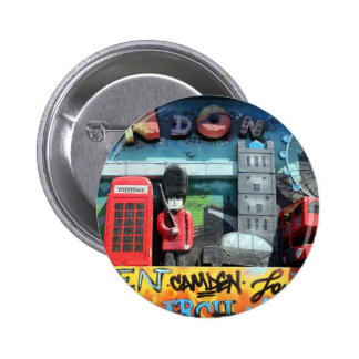 London Symbol Pinback Buttons