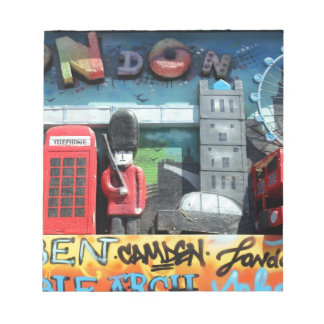 London Symbol Memo Note Pad