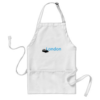 London Taxi Adult Apron