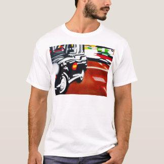 london taxi black cab design T-Shirt