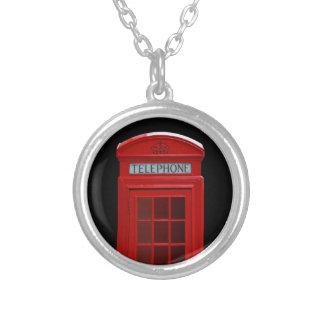 London Telephone box Pendant