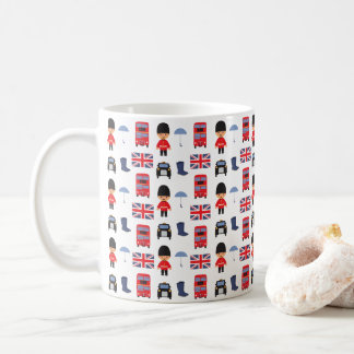 London Themed Coffee Mug