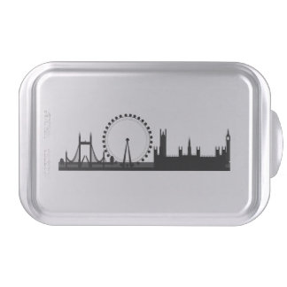 London Themed Party Cake Pan