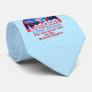 LONDON Tie