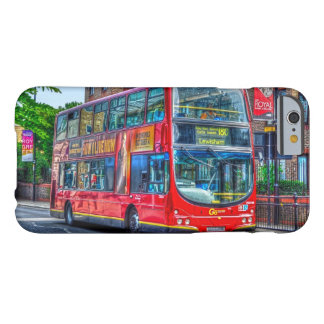 London to Lewisham Red Double-decker Bus UK Barely There iPhone 6 Case