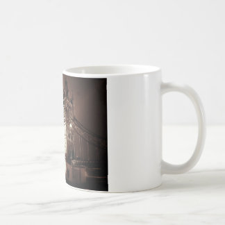 London Tower Bridge at Night Coffee Mug